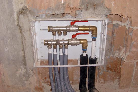 Impianti idrico sanitari la idrica molfetta - Diametro tubo multistrato per bagno ...
